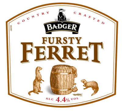Badger Fursty Ferret