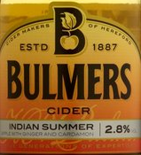 Bulmers Indian Summer
