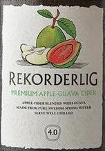 Rekorderlig Premium Apple Guava Cider