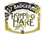 Badger Hopping Hare