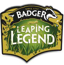 Badger Leaping Legend