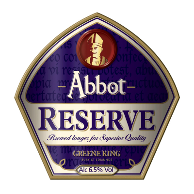 Greene King Abbot Reserve