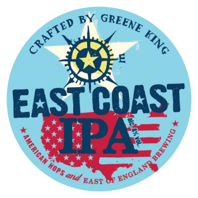 Greene King East Coast IPA
