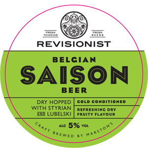 Tesco Revisionist Saison Beer