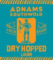 Adnams Jack Brand Dry Hopped Lager