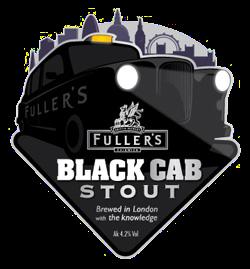 Fuller's Black Cab Stout
