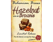 Batemans Hazelnut Brownie