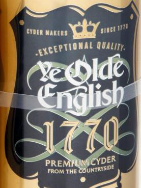 Ye Olde English 1770 Premium Cider