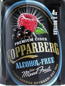 Kopparberg Mixed Fruit Alcohol Free