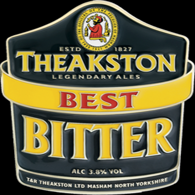 Theakston Old Peculier Bottle