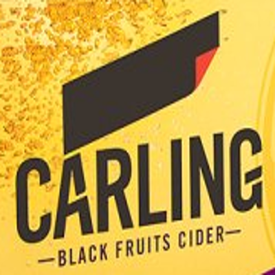 Carling Cider Black Fruits
