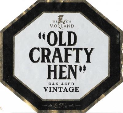 Morland Old Crafty Hen Oak-Aged Vintage