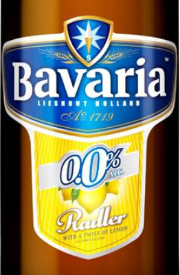 Bavaria 0.0% Lemon Radler