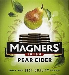 Magners Irish Cider Pear