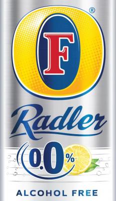 Fosters Radler 0.0%