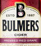 Bulmers Pressed Red Grape