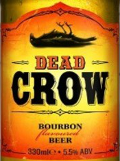 Dead Crow Bourbon Flavoured
