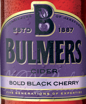 Bulmers Bold Black Cherry