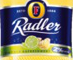 Fosters Radler Lime And Ginger